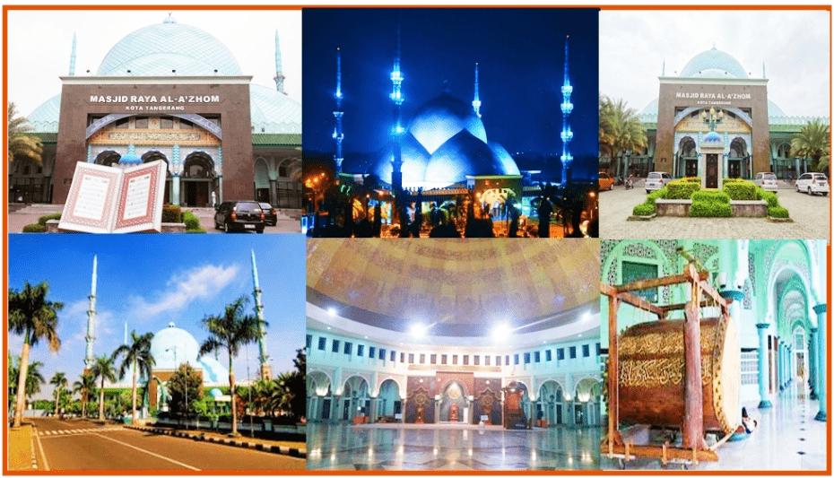 masjid raya al a'zhom