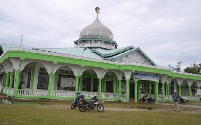 masjid raya baiturrahim