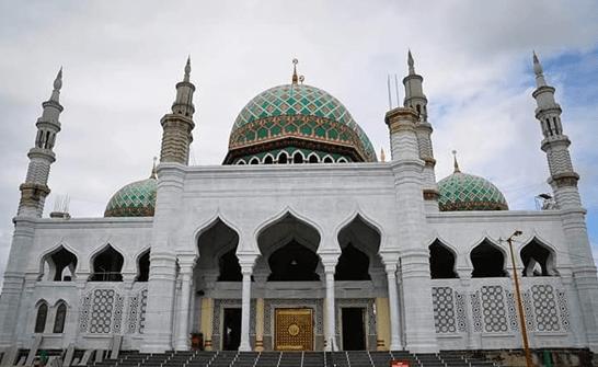 masjid raya pase aceh