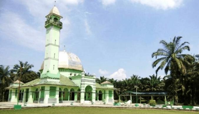 masjid raya tanjung pasir