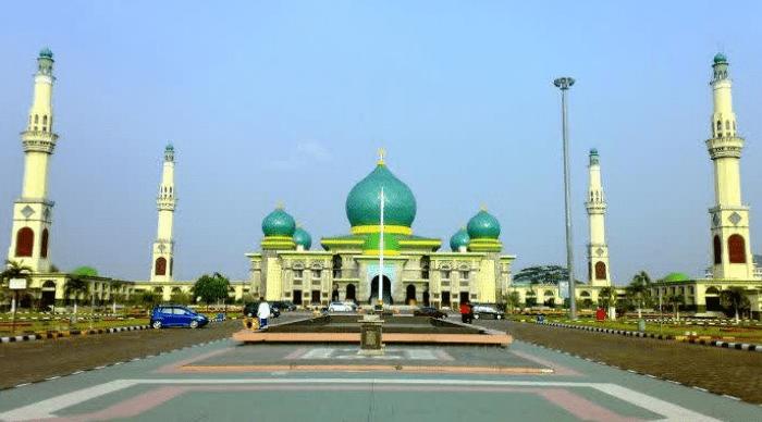 masjid riau