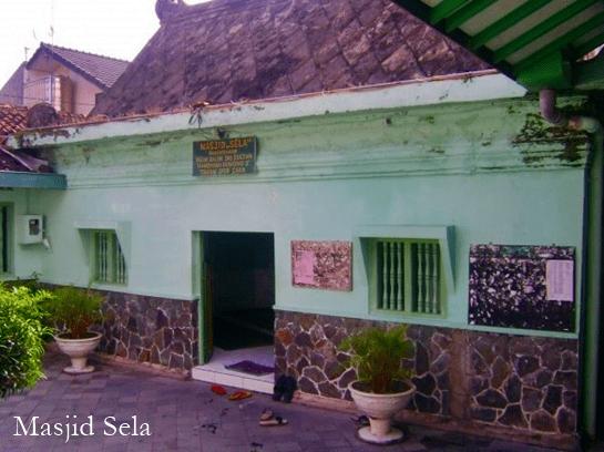 masjid sela
