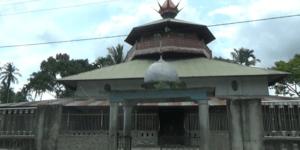 masjid tuo pulo kambing