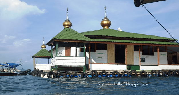 terapung Masjid Al-Aminah – Masjid Yang Benar-Benar Terapung di Teluk Lampung