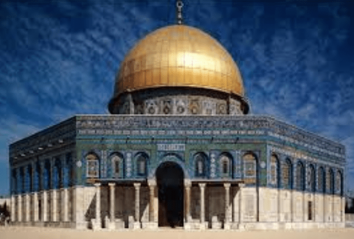 Dome of The Rock Palestina – Masjid Berkubah Pertama di Dunia