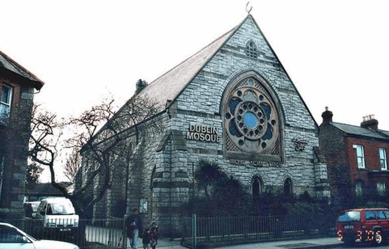 Dublin Mosque (Masjid Dublin)
