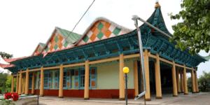 Dungan Mosque – Masjid Dungan – Karakol, Kyrgyzstan