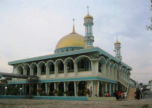 Majid Jami' Al-Mujahidin – Kebon Kopi, Cikarang Utara