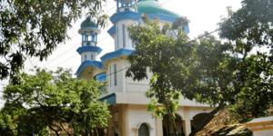 Masjdi Al-Barkah Pulokelapa