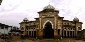 Masjid Agung An-Nur Banjarnegara