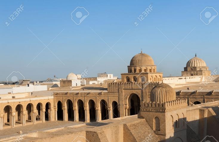 Masjid Agung Kairouan – Tunisia