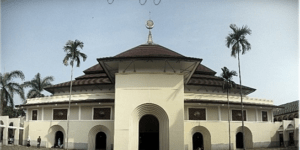 Masjid Agung Kota Cimahi – Jawa Barat