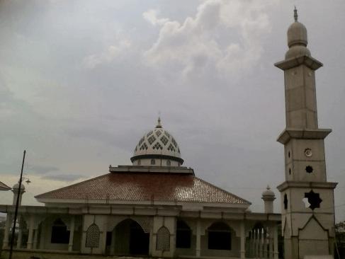 Masjid Al-Falah Cariu