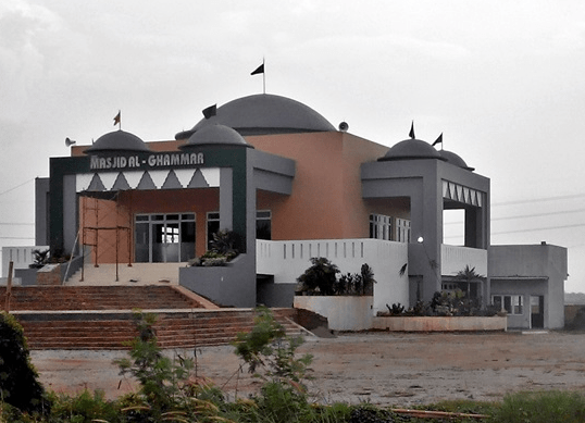 Masjid Al-Ghammar & Islamic Centre Muhammadiyah Karawang