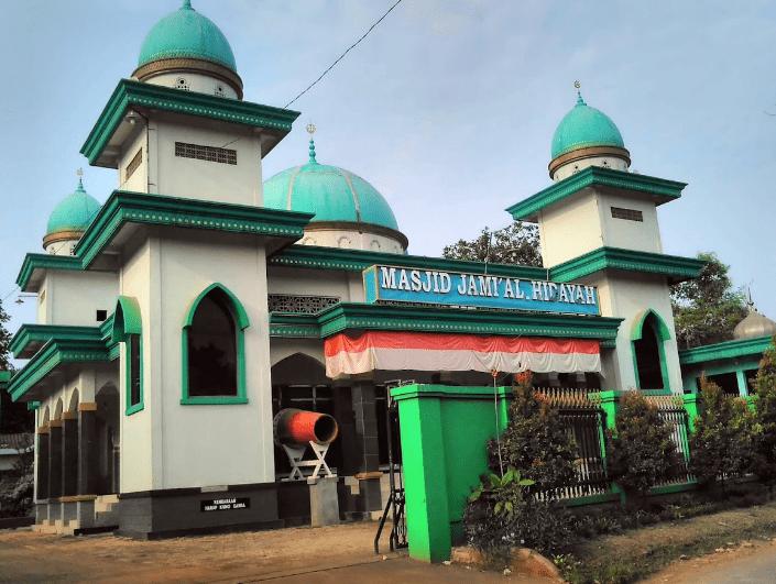 Masjid Al-Hidayah Bogor