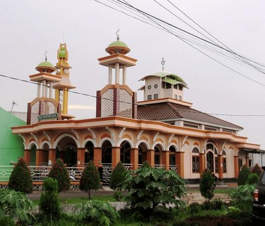 Masjid Al-Hidayah Pancawati Klari
