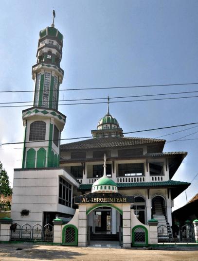 Masjid Al-Ibrohimiyah Talagasari, Karawang