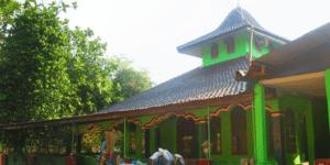 Masjid Al-Istirohah Jati Kosar, Gandasari, Cikarang Barat