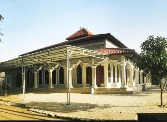 Masjid Al-Jihad, Graha Pemda, Cikarang Baru