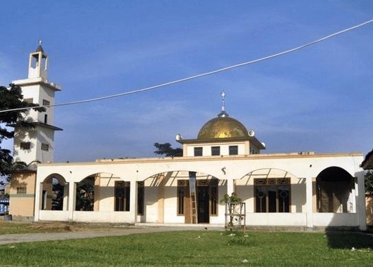 Masjid Al-Muhajirin, Graha Mattel