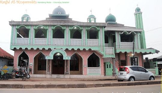 Masjid Al-Muqorrobin, Kandang Roda, Cikarang Selatan