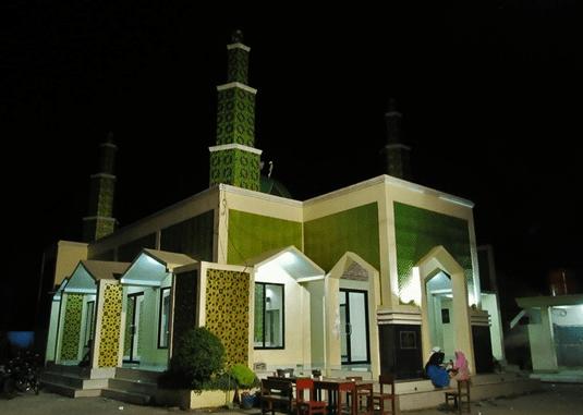 Masjid At-Taqwa – Kampung Kukun, Ciantra