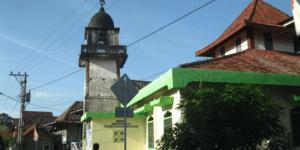 Masjid At-Taqwa Desa Tanjung Alai, OKI