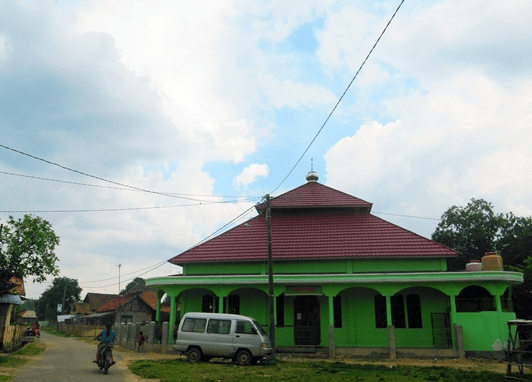 Masjid At-Taqwa Sukaenang Gelumbang