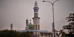 Masjid Besar Al-Hidayah, Cibitung Kaum