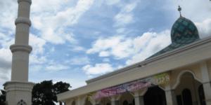 Masjid Besar Almukarromah Cikarang