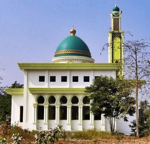 Masjid Darul Khidmah Sidogiri (DKS) – Cikarang