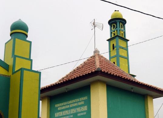 Masjid Darul Muawanah Pasir Kupang