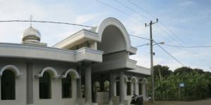 Masjid Darusalam Pilar, Serang