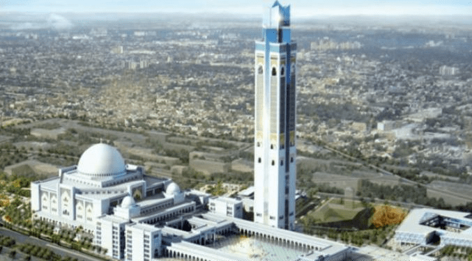 Masjid Djamaa El Djazair – Masjid Terbesar Ke Tiga Di Dunia