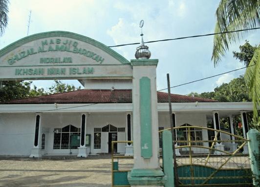 Masjid Ghuzail Al-Ajmal Barokah – Timbangan
