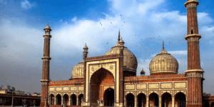 Masjid Jama – Masjid Terindah Di India