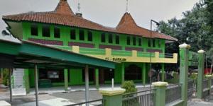 Masjid Jami' Al-Barkah Dusun Kawali