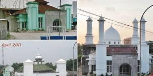 Masjid Jami' Al-Barokah Lamaran