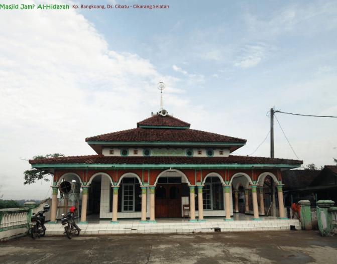 Masjid Jami' Al-Hidayah, Cibatu Cikarang Selatan