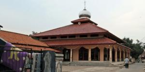 Masjid Jami' Al-Hidayah, Tegal Danas Kaum