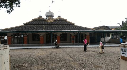 Masjid Jami' Al-Ikhlas Sempu