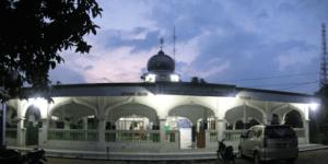 Masjid Jami' Al-Istiqomatul Munawwaroh – Kampung Leweung Malang