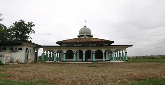 Masjid Jami' Al-Mujahiddin, Kampung Rawa Banteng