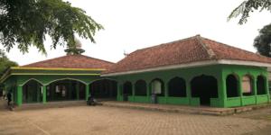 Masjid Jami' Al-Muttaqin – Kampung Ceper, Serangbaru