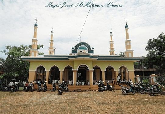 Masjid Jami' Al-Muttaqin, Ciantra, Cikarang Selatan