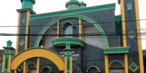 Masjid Jami' Arriyadhoh – Pasir Gombong