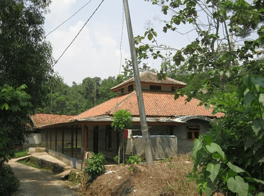 Masjid Jami' Arrohman, Kampung Kereteg, Karawang