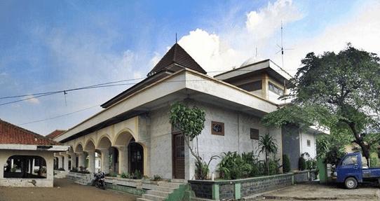 Masjid Jami' As-Salam Pasar Serang, Cikarang