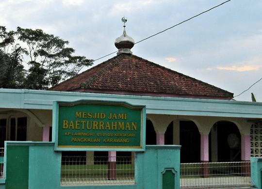 Masjid Jami' Baeturrahman – Kampung Lamping