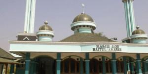 Masjid Jami' Baitul Amanah Cariu